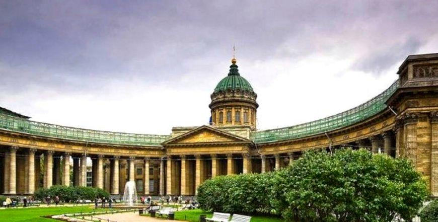 Beyaz Gecelerde Rusya Turu - St. Petersburg & Moskova, Rusya