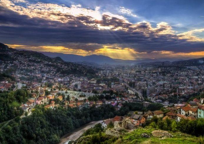 Vizesiz Saraybosna Turu - Saraybosna, Bosna Hersek