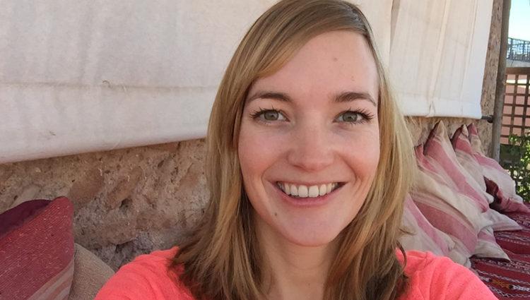 Laura Vink Selfie
