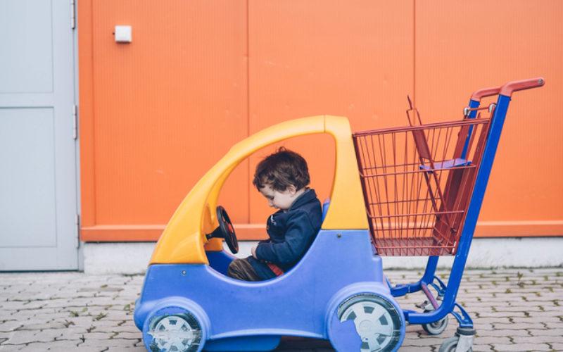 Consuminderen Met Kids