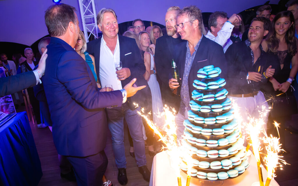 H2 celebrate 25 years at the Monaco yacht show 1