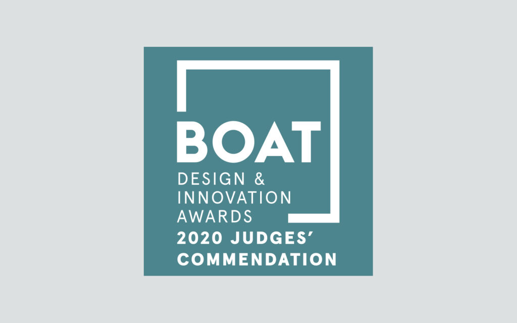 Judges' Commendation: Holistic Design - WINNER 1