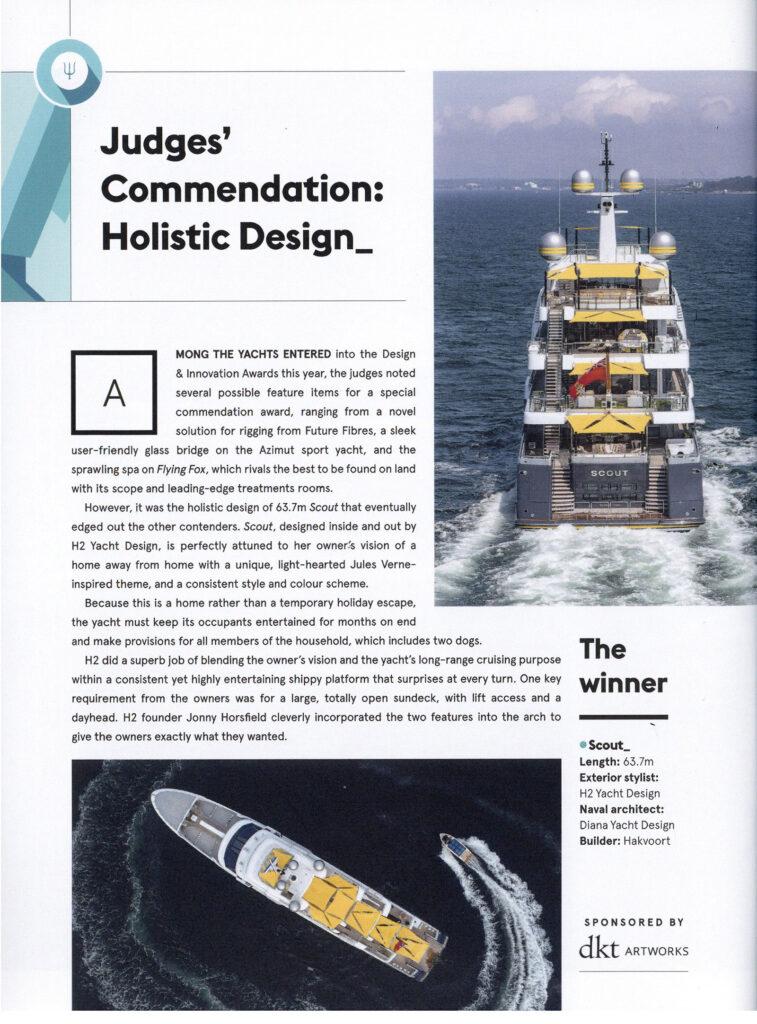 Judges' Commendation: Holistic Design - WINNER 2