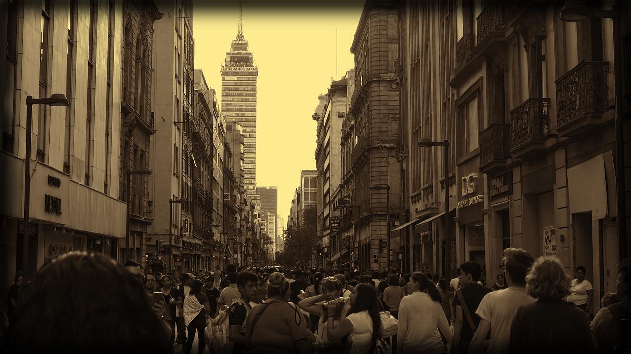 La capital de México ya no se llama D.F.  sino Ciudad de México