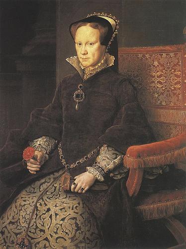 María Tudor, Bloody Mary