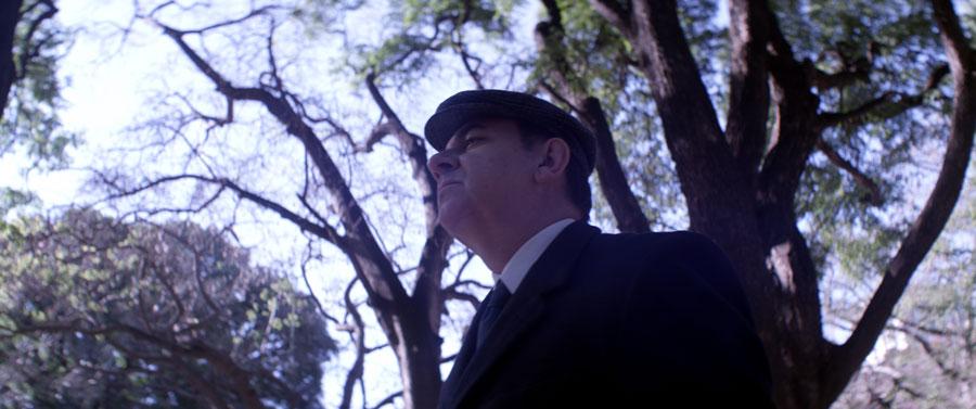 """Fotograma de """"Neruda"""" de Pablo Larraín"""