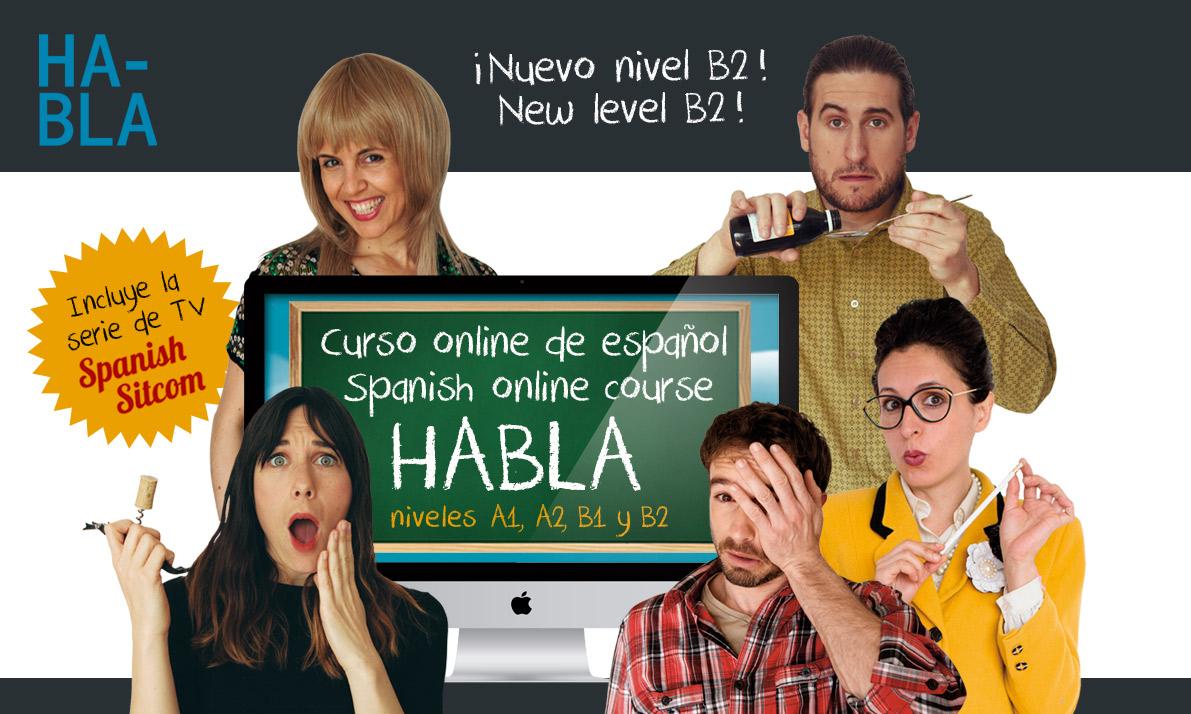 curso para aprender español online