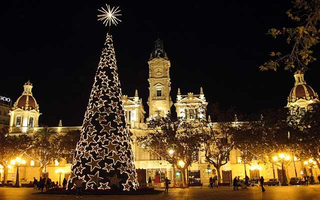 Navidad en América Latina y España