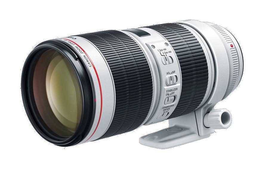 Canon EF 70-200mm 2.8 III