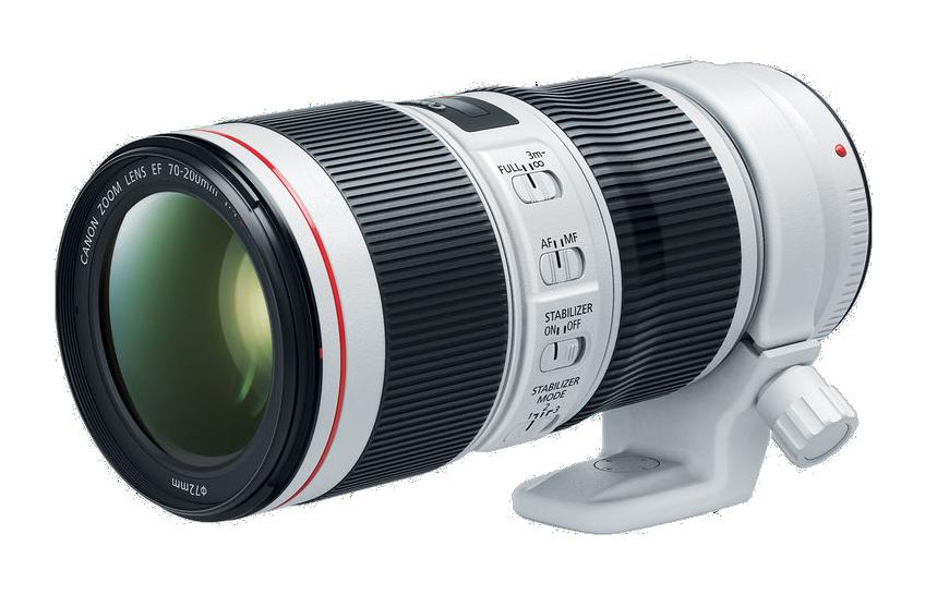 Canon EF 70-200mm f4 II