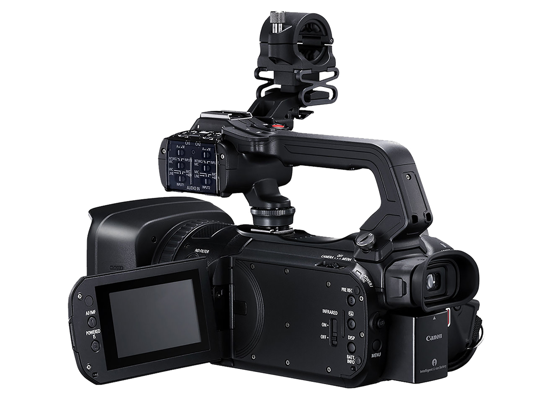 Canon XA50 XA55 4K camcorder