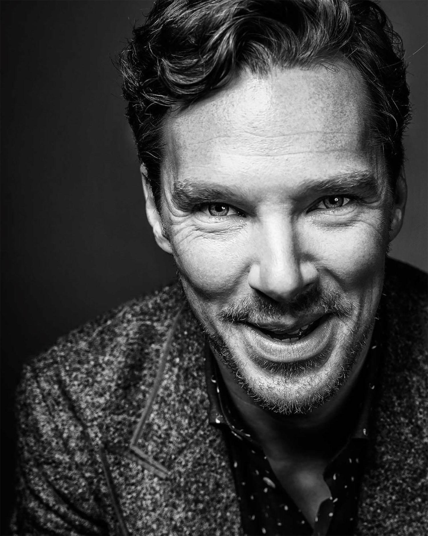 Benedict Cumberbatch Anova Pro 2
