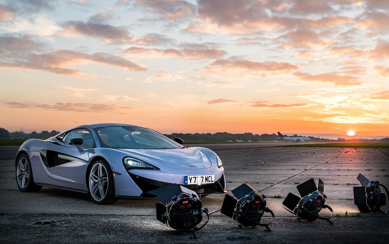 McLaren Rotolight Anova Pro 2