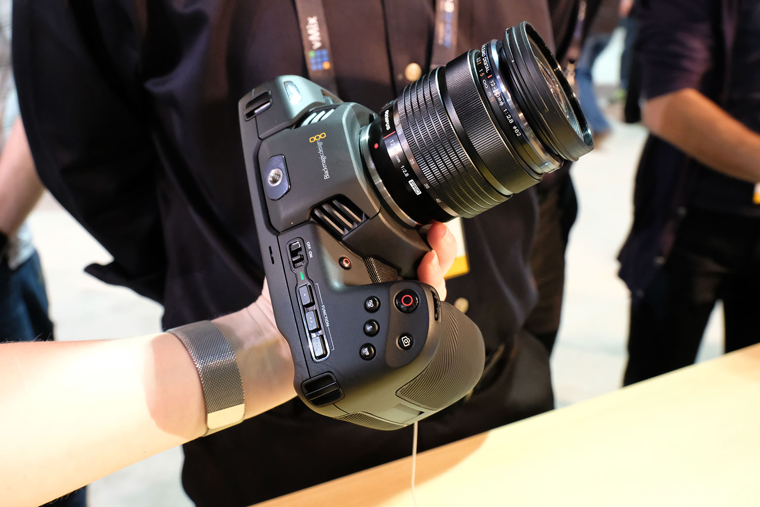 BMPCC at NAB