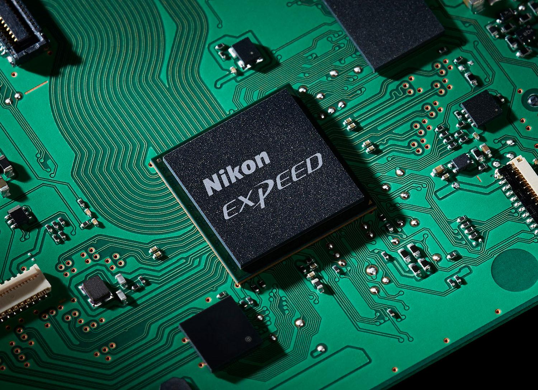 Nikon D850 expeed