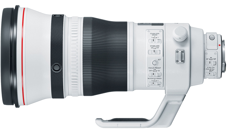 Canon 400mm f2.8 III hire