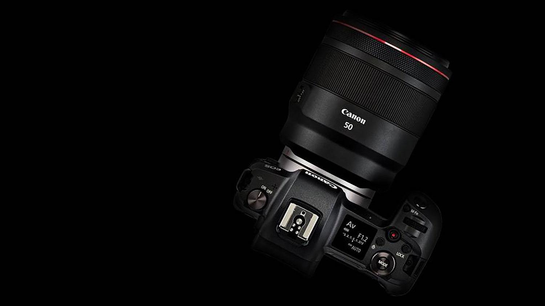 Canon EOS R rental