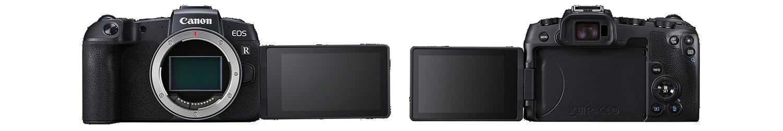 Canon EOS RP LCD screen