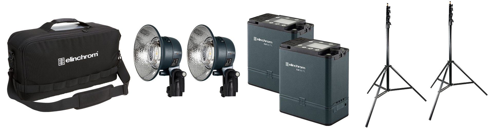 Elinchrom lighting hire
