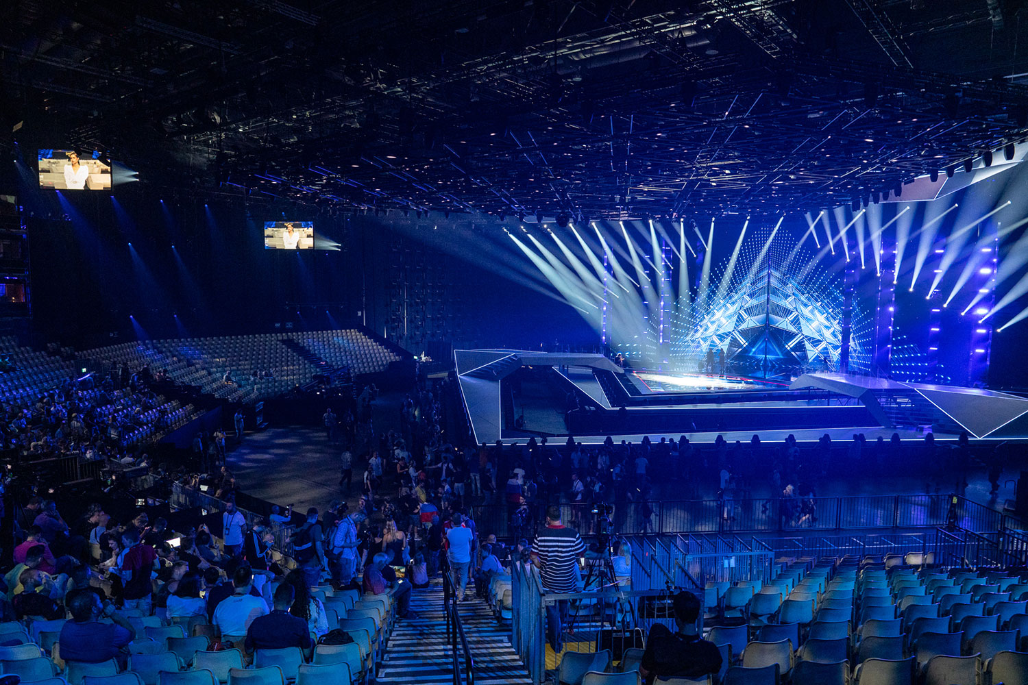 Eurovision 2019 photography