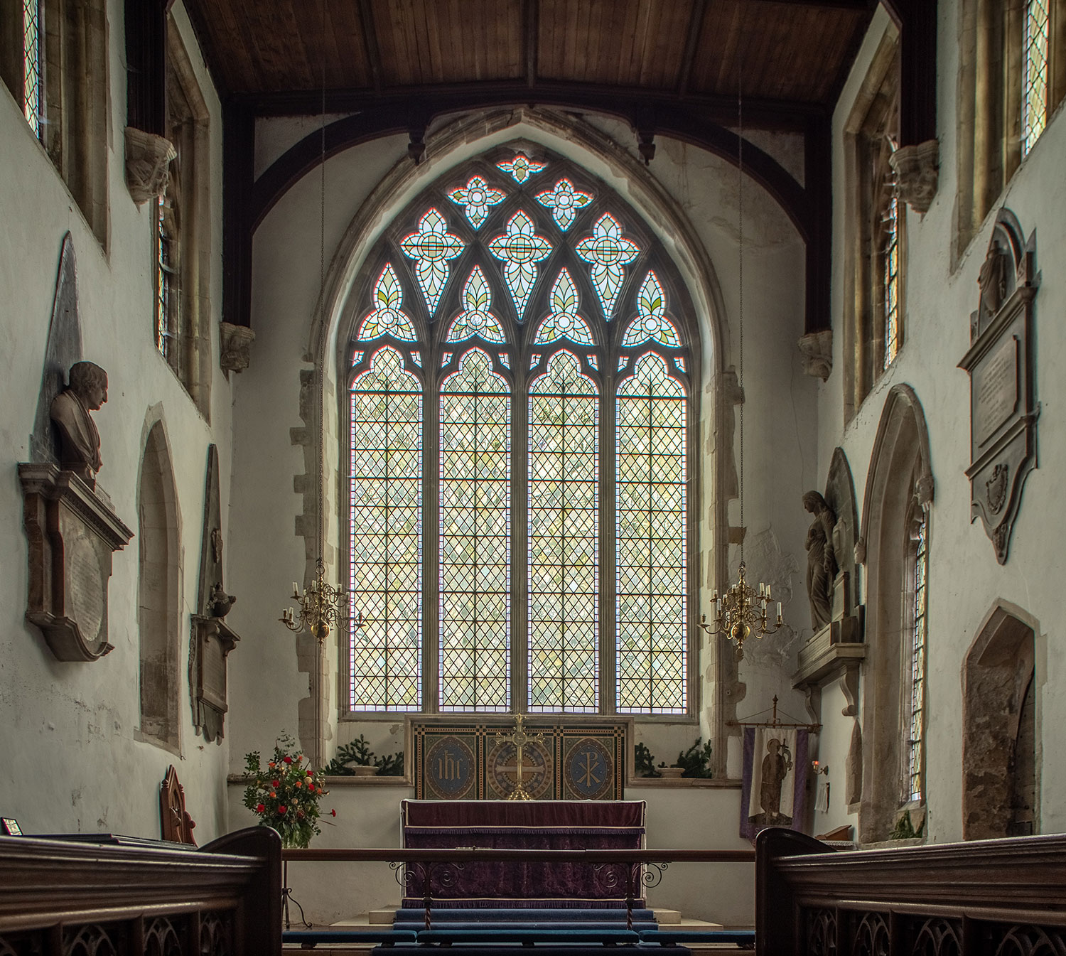 Finchingfield Church, Essex