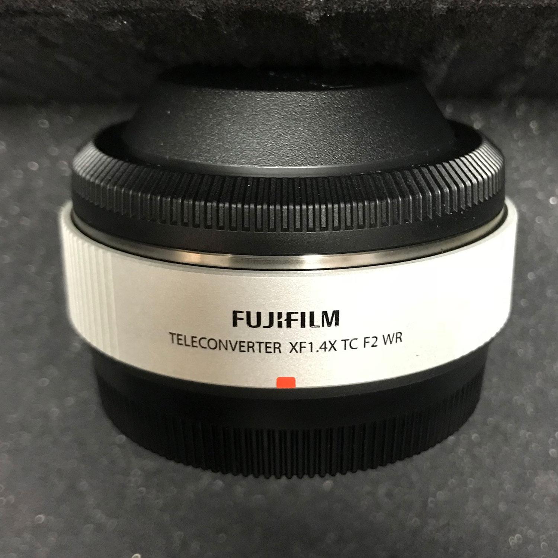Fujifilm 1.4x teleconverter 2018