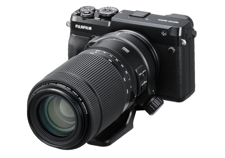 Fujifilm 100-200mm GFX 50R
