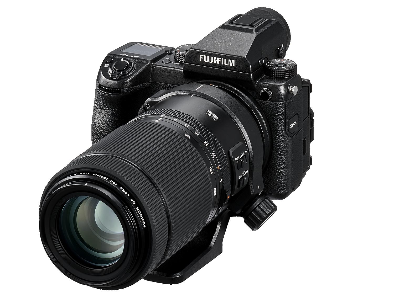 Fujifilm GFX 50S GF100-200mm