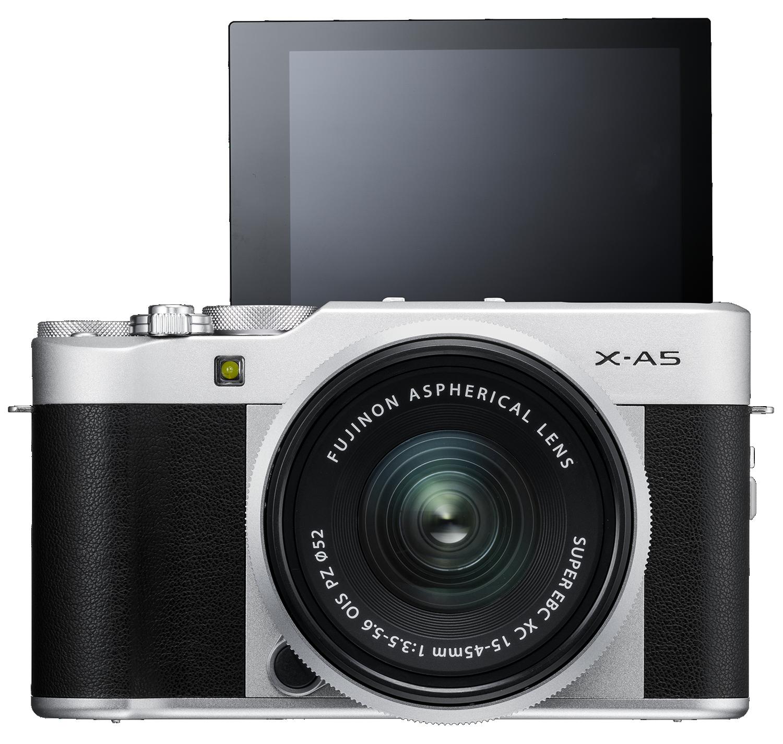 Fujifilm X-A5 black