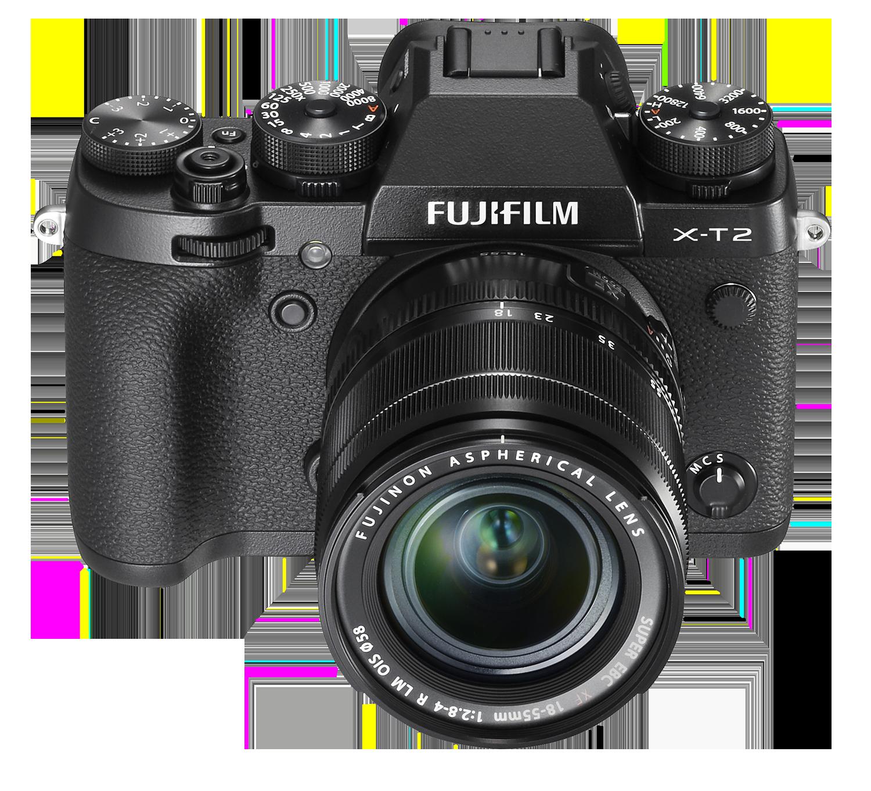 Fujifilm X-T2 firmware