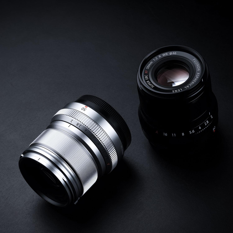 Fujifilm X Series lens hire