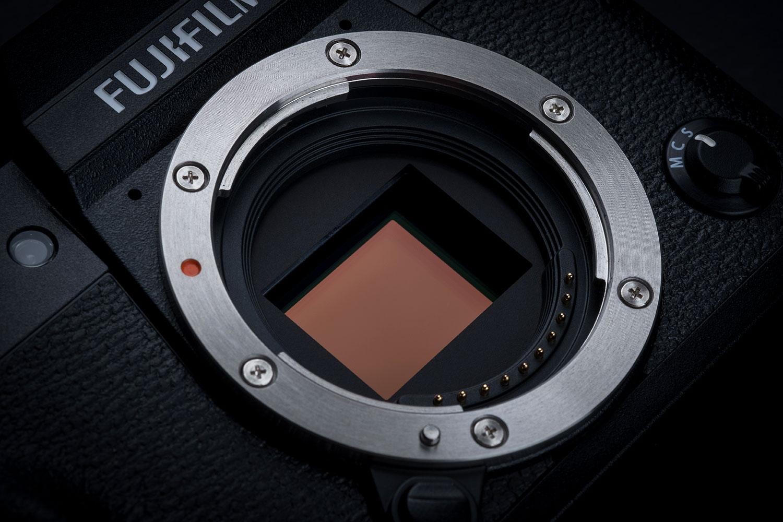 Fujifilm X-T30 sensor