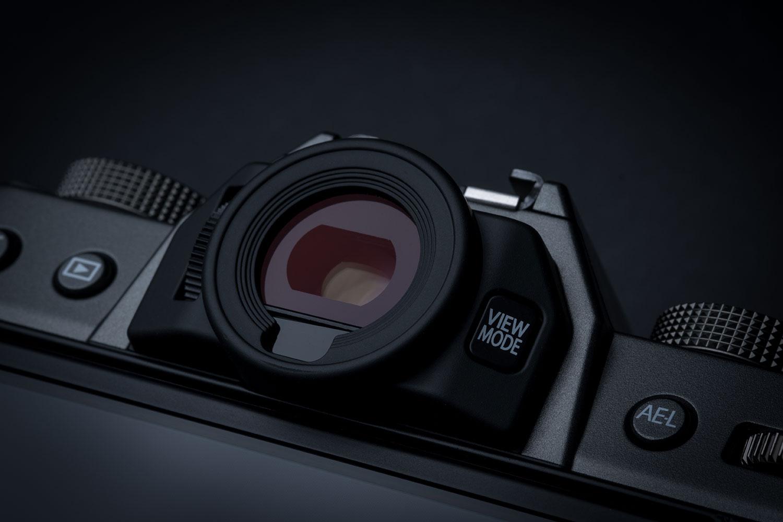 Fujifilm X-T30 viewfinder