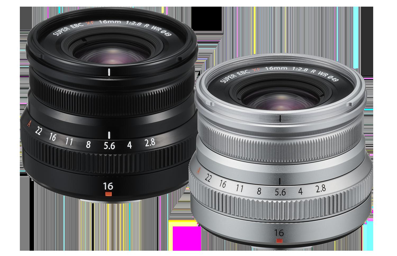New Fujifilm XF 16mm