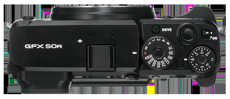 Fujifilm GFX 50R hire