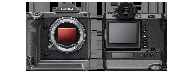 Fuji GFX100 announced