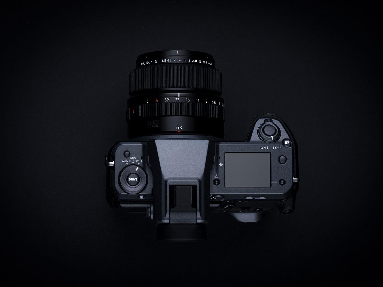 Fujifilm GFX-100 announced