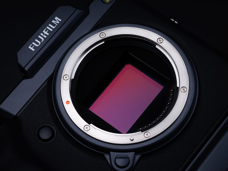Fuji GFX100 Sensor