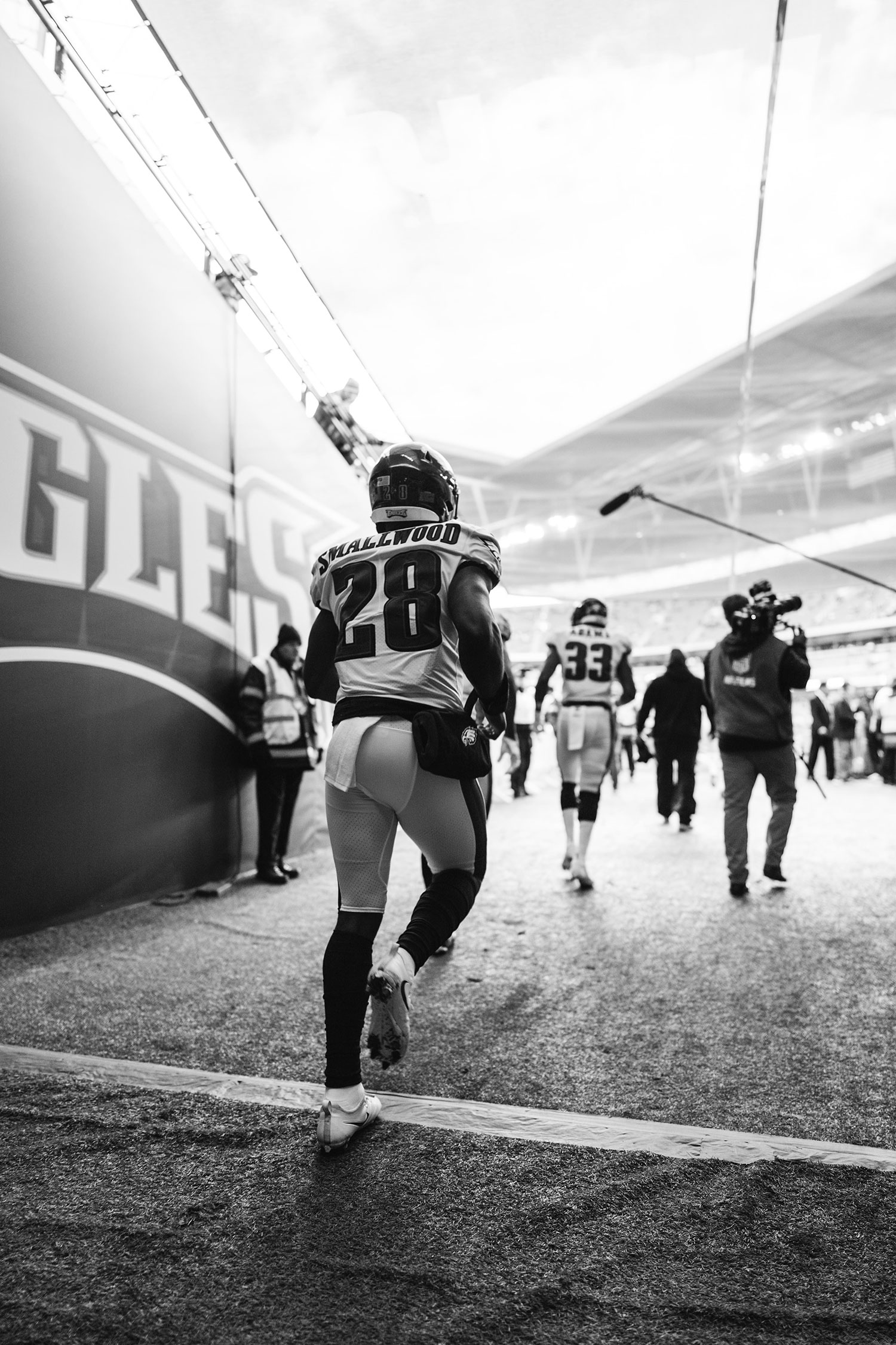 NFL photography
