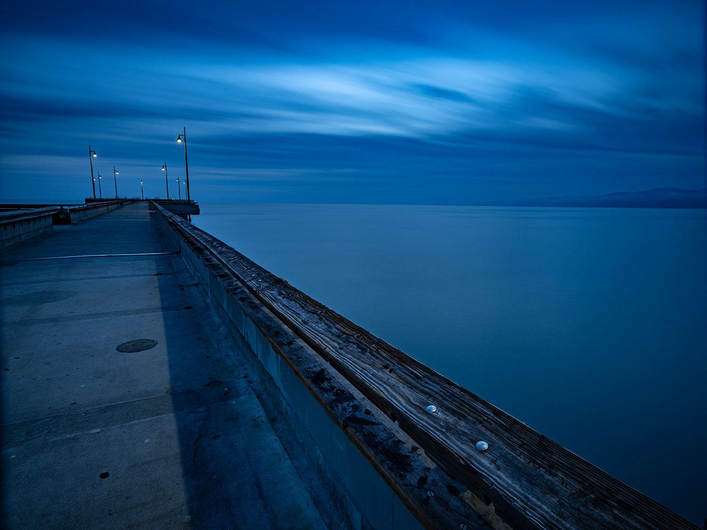 GFX 50S Venice Beach Pier