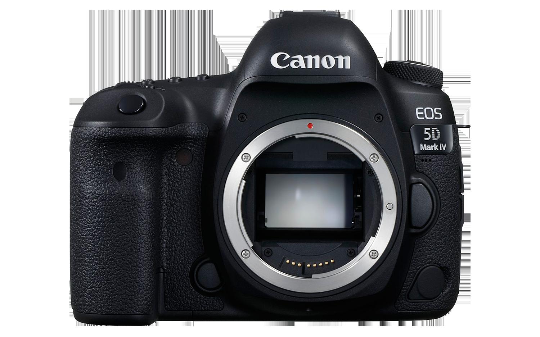 Canon 5D IV camera hire