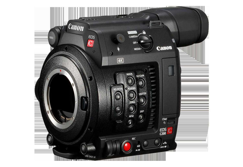 Canon C200 Hire