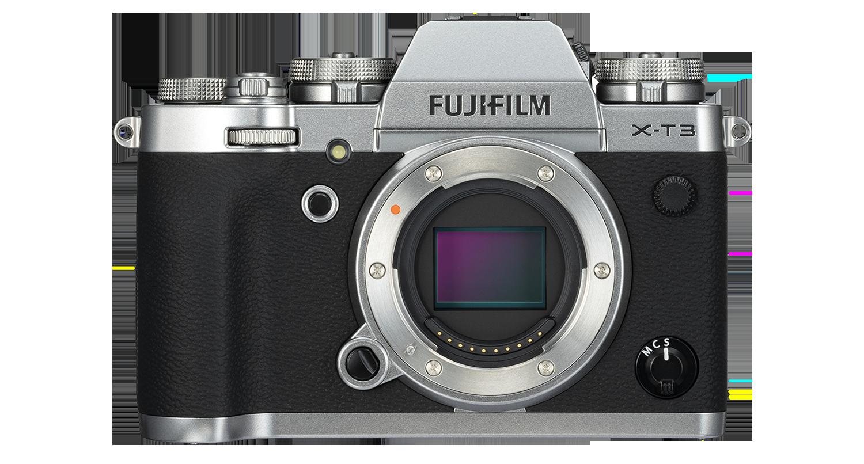 Fujifilm X-T3 hire