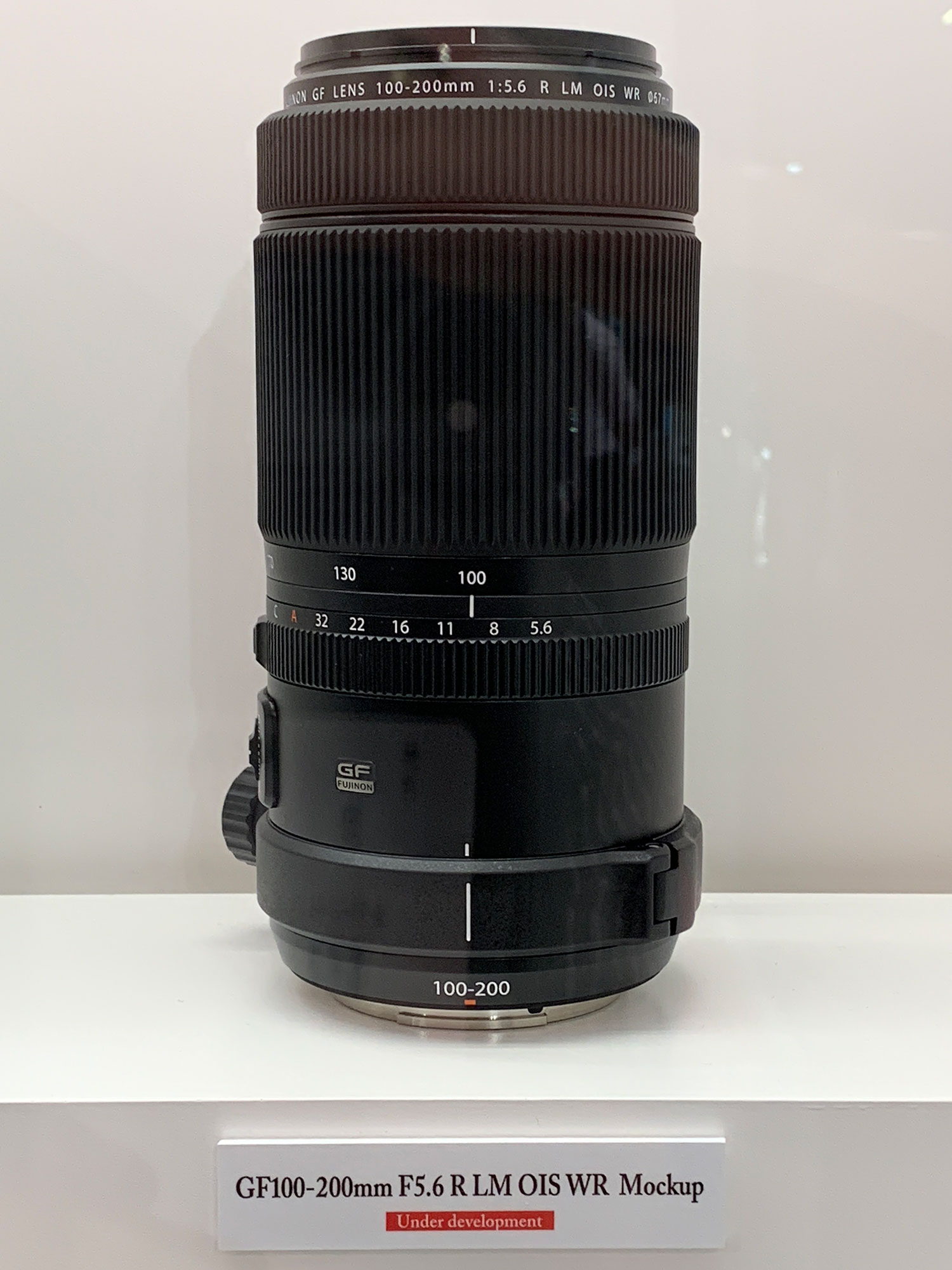 New roadmap for Fujifilm GF lenses unveilled