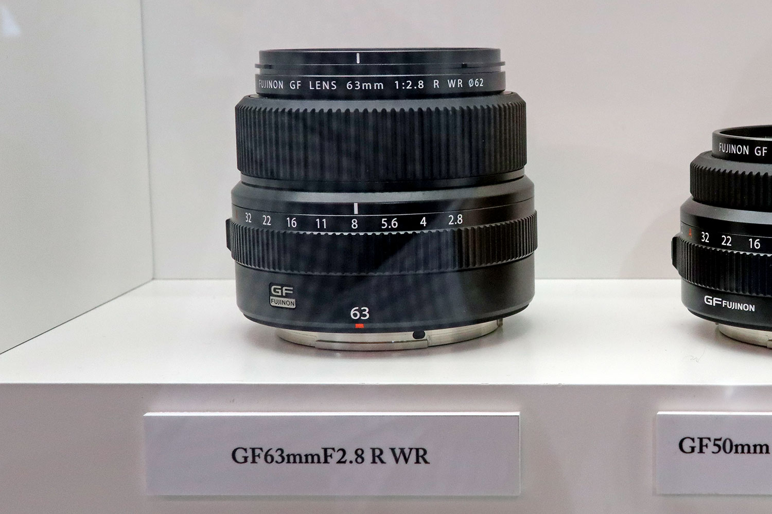 New roadmap for Fujifilm GF lenses unveilled