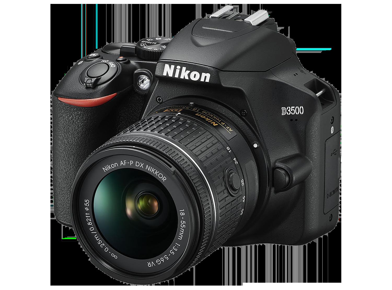 Nikon D3500 camera hire