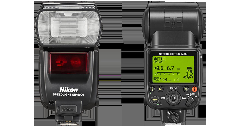 Nikon SB-5000 flashgun hire