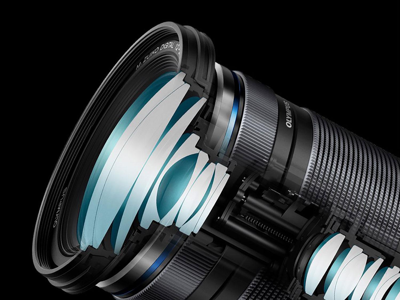 Olympus 12-200mm lens news
