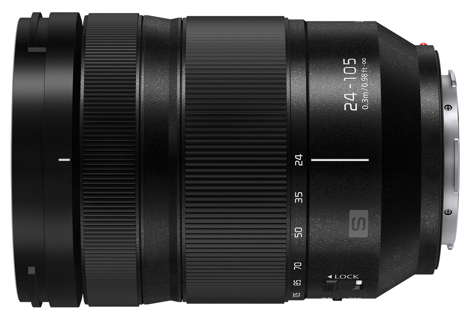 Panasonic SL Mount 24-105mm details