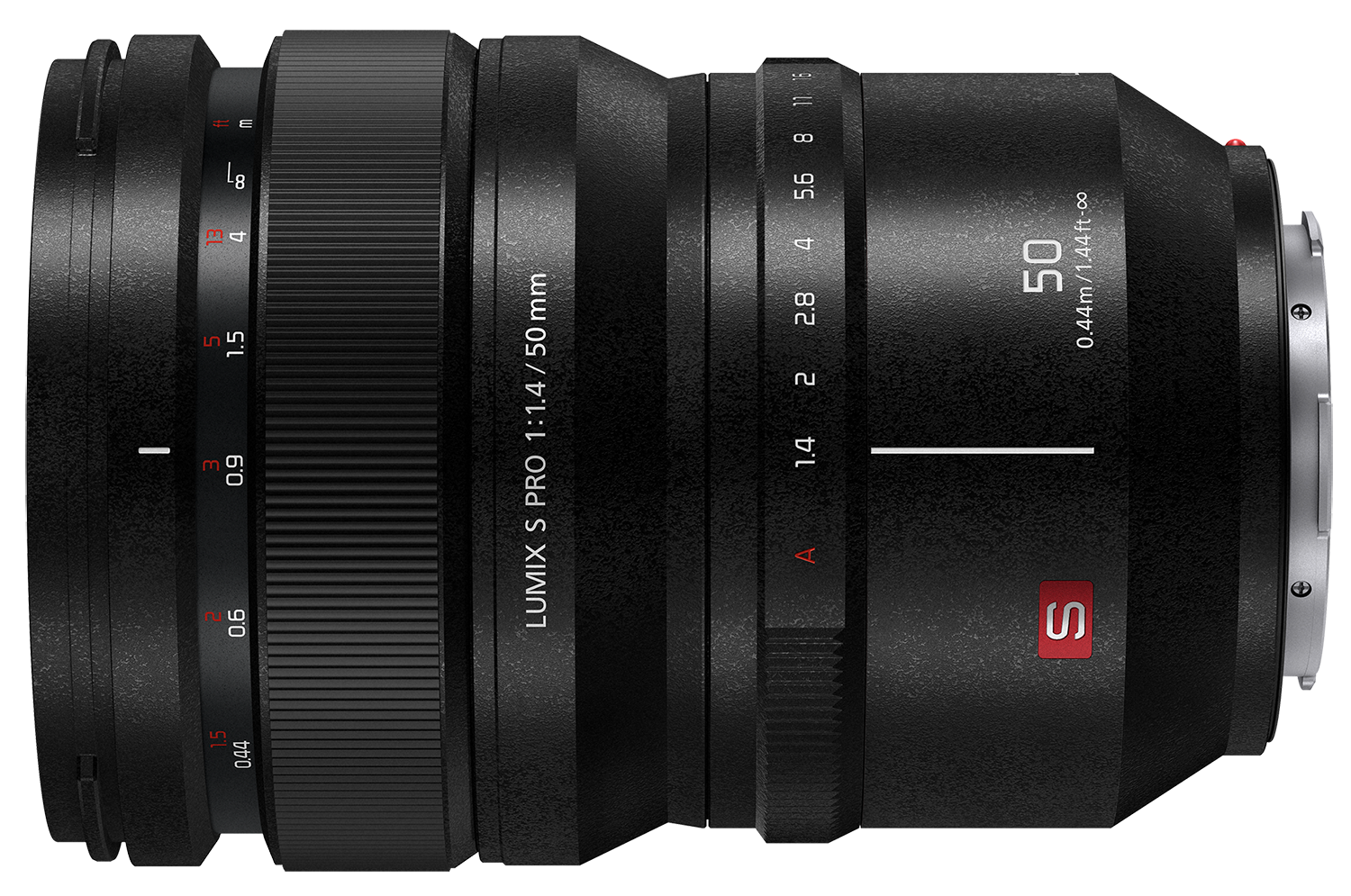 Panasonic SL Mount 50mm details